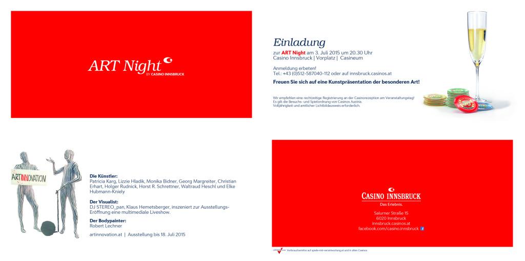 Casino Einladung2kl