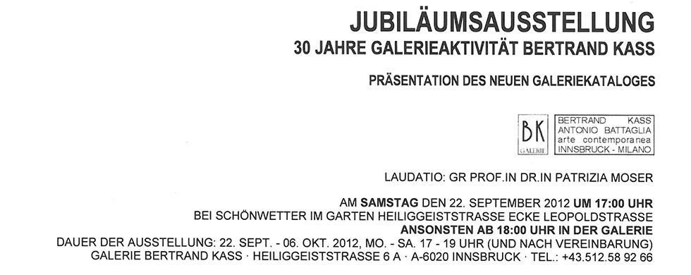 Jubiläumsausstellung_2012